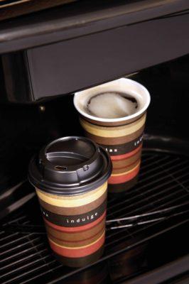 NUOVI BICCHIERI CAFFÉ E CAPPUCCINO IN CARTONCINO