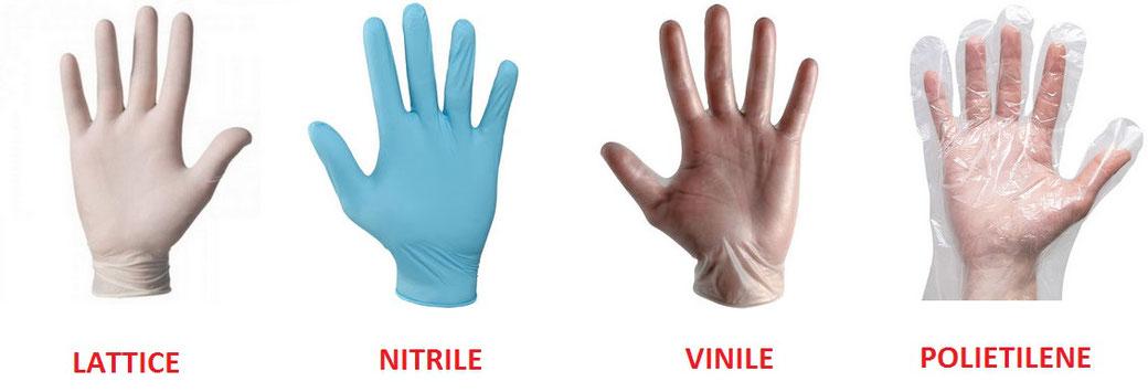 #CMINFORMA – I guanti usa e getta in cucina