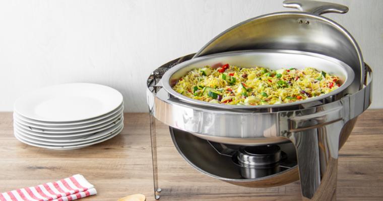 Nuove attrezzature by HENDI per catering e buffet