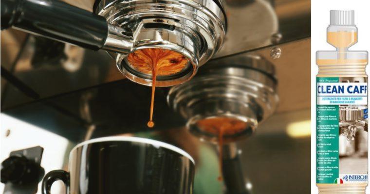 DETERGENZA MACCHINE DEL CAFFÉ – CLEAN CAFF