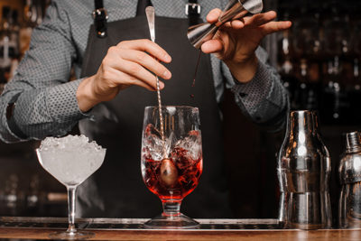 Nuovo Shaker Cocktail Campana