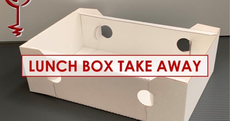 NUOVO LUNCH BOX TAKE AWAY